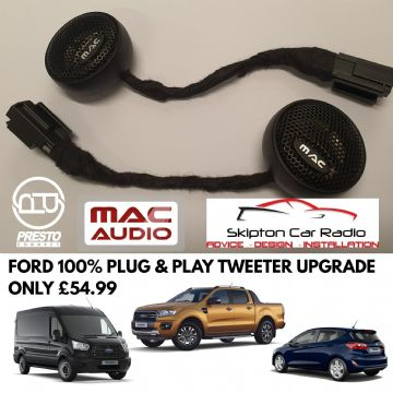 ford tweeter upgrade